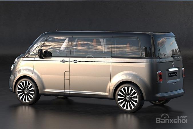 """Volkswagen T1 """"hiện hình"""" sống động trong mô hình kỹ thuật số 5"""
