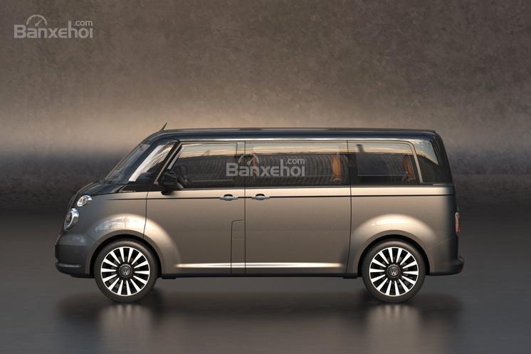 """Volkswagen T1 """"hiện hình"""" sống động trong mô hình kỹ thuật số 4"""