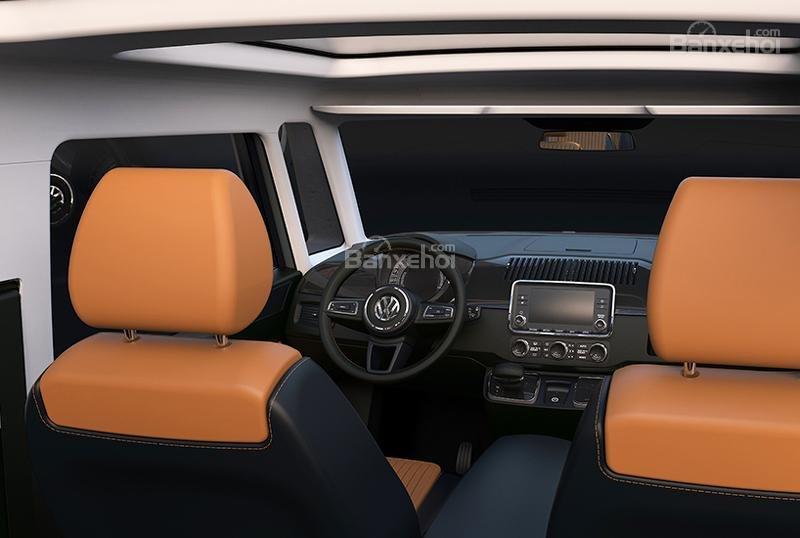 """Volkswagen T1 """"hiện hình"""" sống động trong mô hình kỹ thuật số 12"""