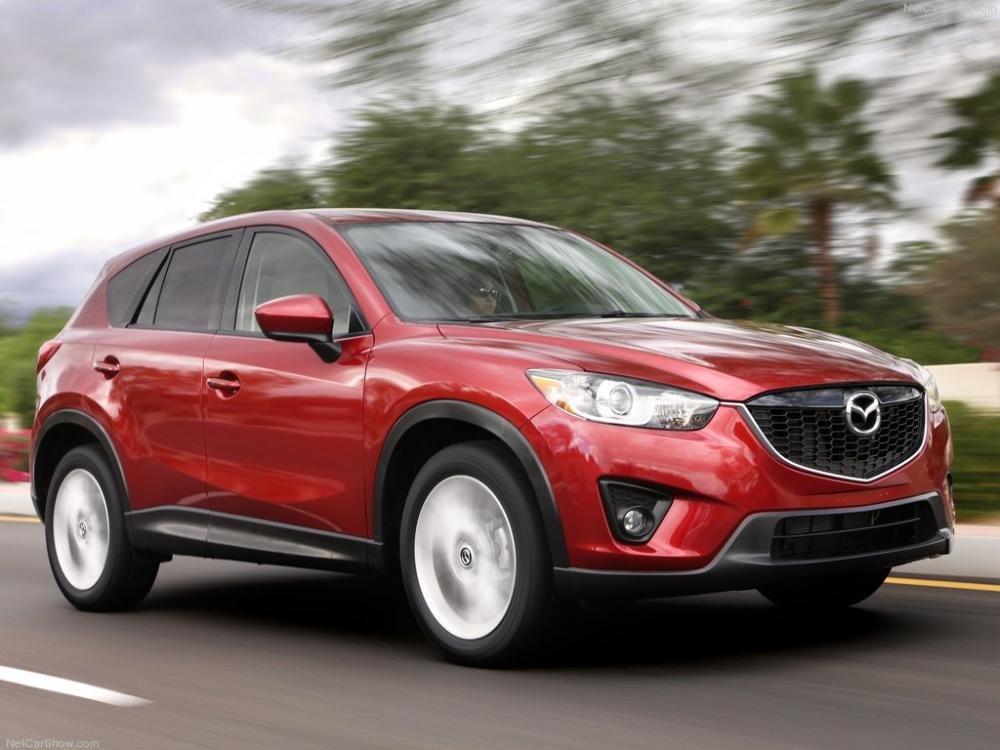 Mazda CX-5 2014 phù hợp với người muốn một chiếc xe ngoại hình đẹp, tiết kiệm nhiên liêu, vận hành khá