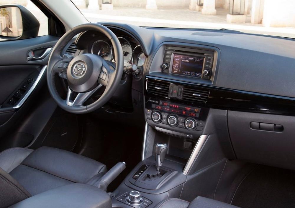 Bảng Tablo của Mazda CX-5 2014.