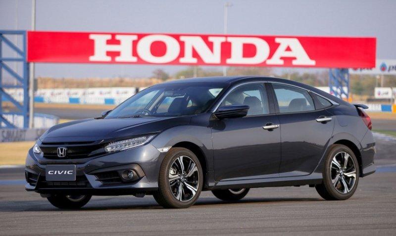 Honda Civic sẽ có động cơ 1.8 và 1.5 Turbo khi ra mắt thị trường Thái Lan.