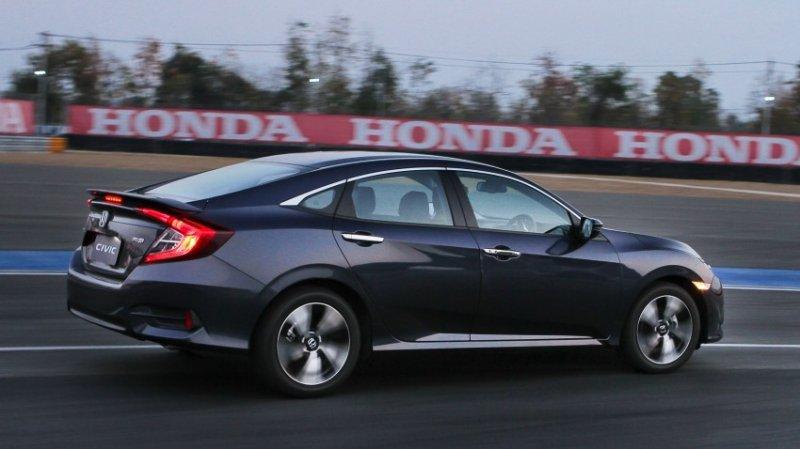 Honda Civic sẽ có động cơ 1.8 và 1.5 Turbo khi ra mắt thị trường Thái Lan 2