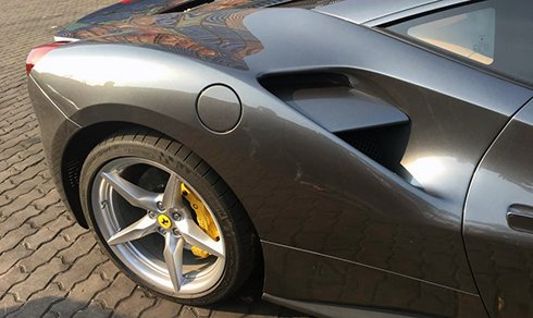 """""""Siêu ngựa"""" Ferrari 488 GTB đầu tiên nhập tịch Việt Nam 2"""