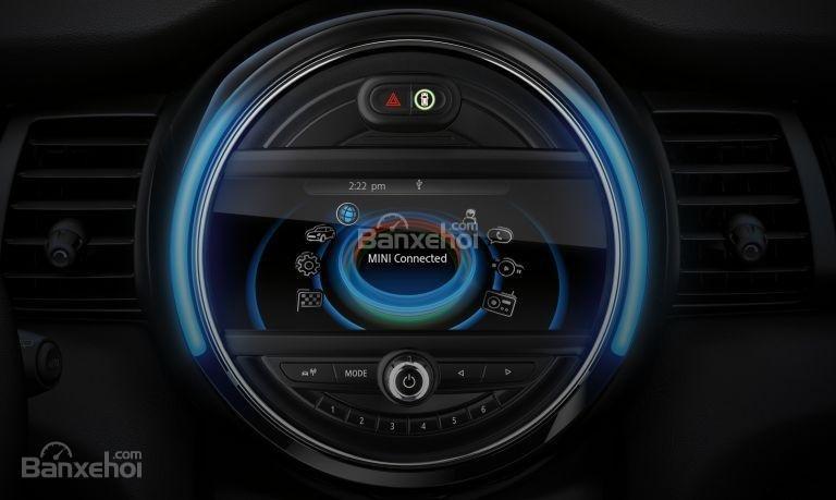 Đánh giá xe MINI Cooper S 2016 phần tiện ích 2