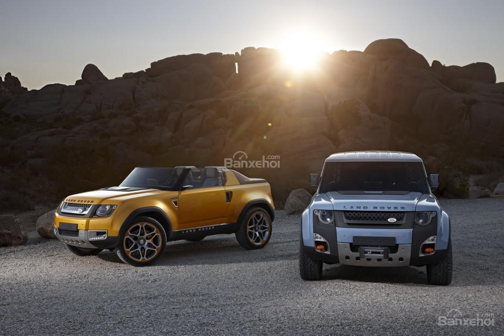 Land Rover Defender mới hoãn kế hoạch sản xuất 1