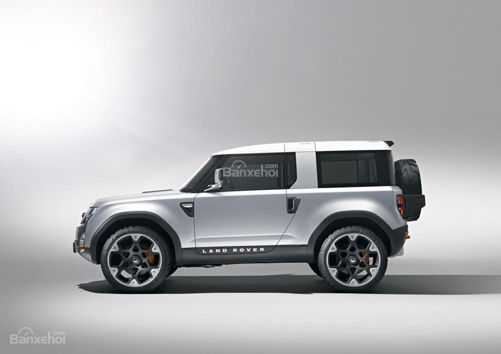 Land Rover Defender mới hoãn kế hoạch sản xuất 4