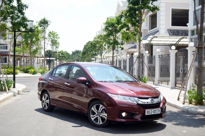 Đánh giá xe Honda City 2016: Bổ sung nhiều nâng cấp về trang bị, tiện nghi.