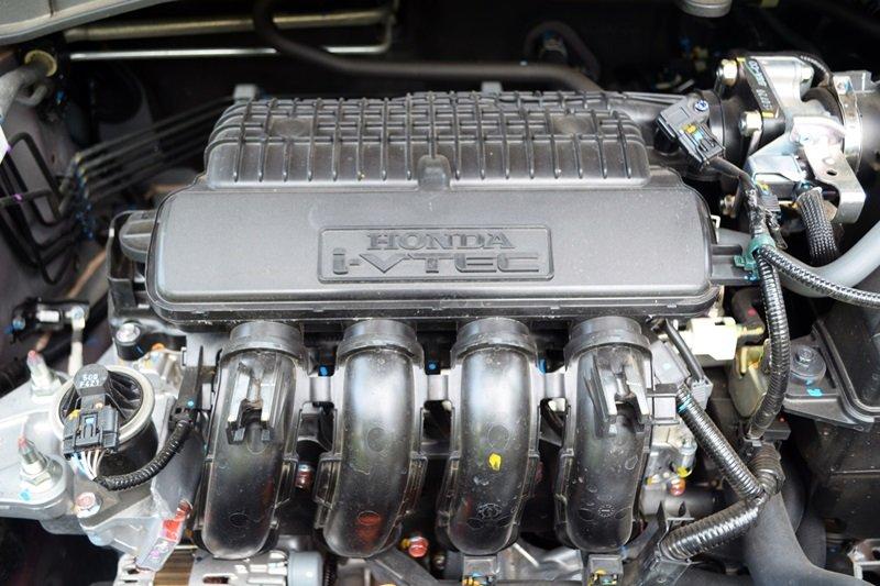 Honda City 2016 được trang bị động cơ v-VEC, 1.5l DOHC.