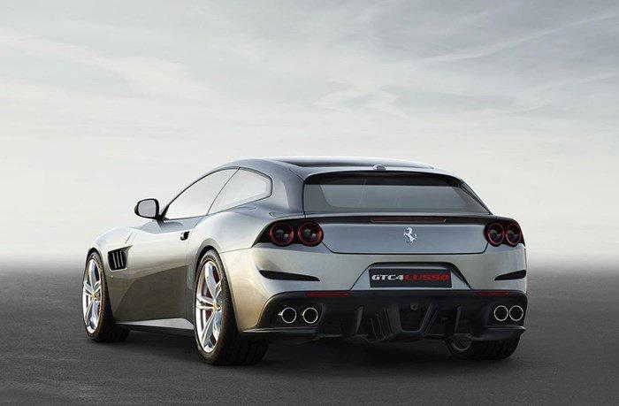Ferrari GTC4Lusso ra mắt thế giới trong sự chào đón của 1000 khách VIP 5