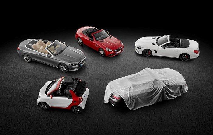 Mercedes-enz sẽ trình diễn BST Dream Car Collection trên sân khấu Geneva.