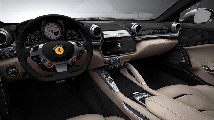 Ferrari GTC4Lusso ra mắt thế giới trong sự chào đón của 1000 khách VIP 6