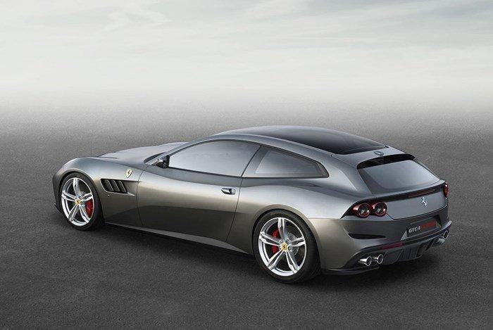 Ferrari GTC4Lusso ra mắt thế giới trong sự chào đón của 1000 khách VIP 4
