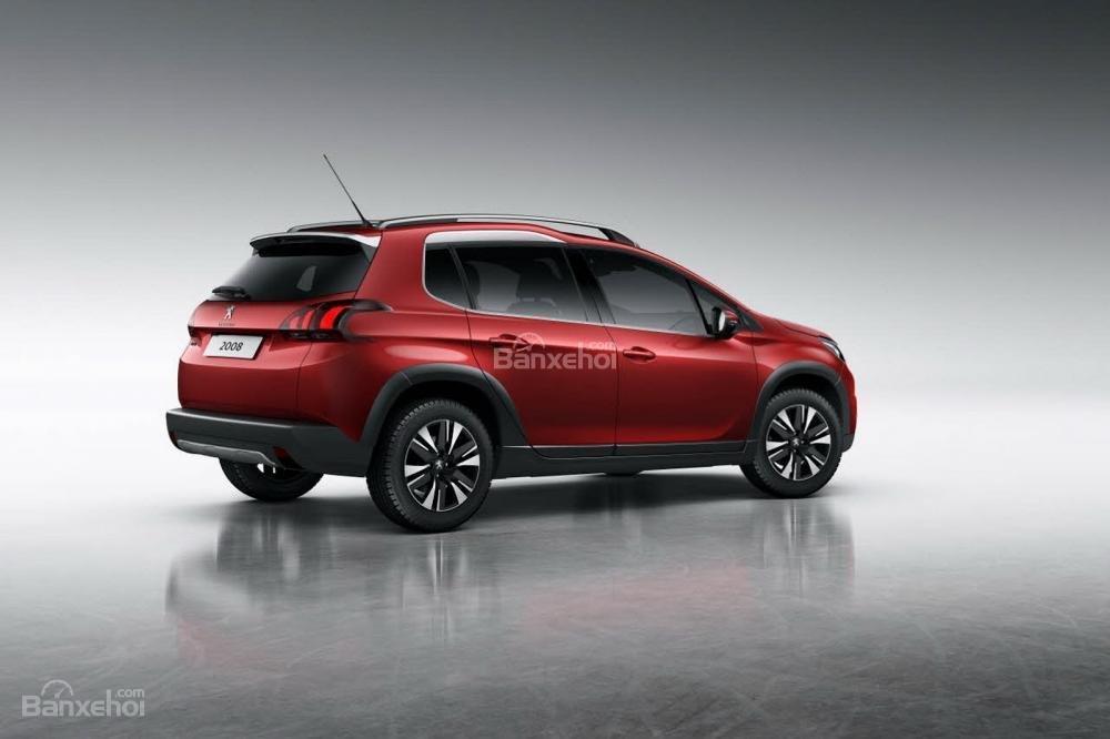 Sau ba năm trình làng chính thức, Peugeot 2008 2016 đã nhận được sự thay đổi tinh tế về vẻ ngoài 1