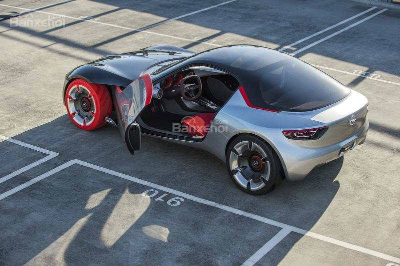 Opel GT Concept ngoại thất 3