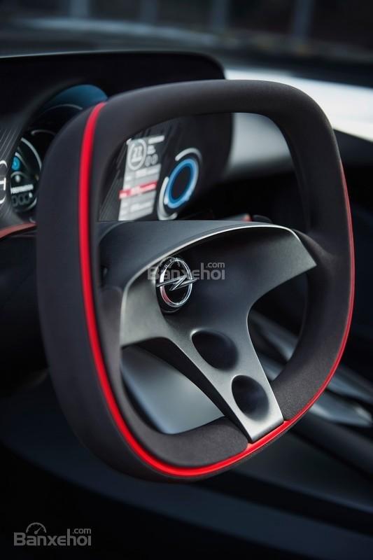 Opel GT Concept nội thất 3