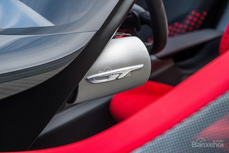 Opel GT Concept nội thất 4