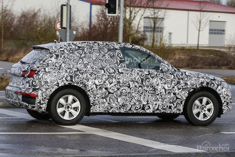 Audi Q5 2017 sở hữu lưới tản nhiệt và đèn pha mới 6