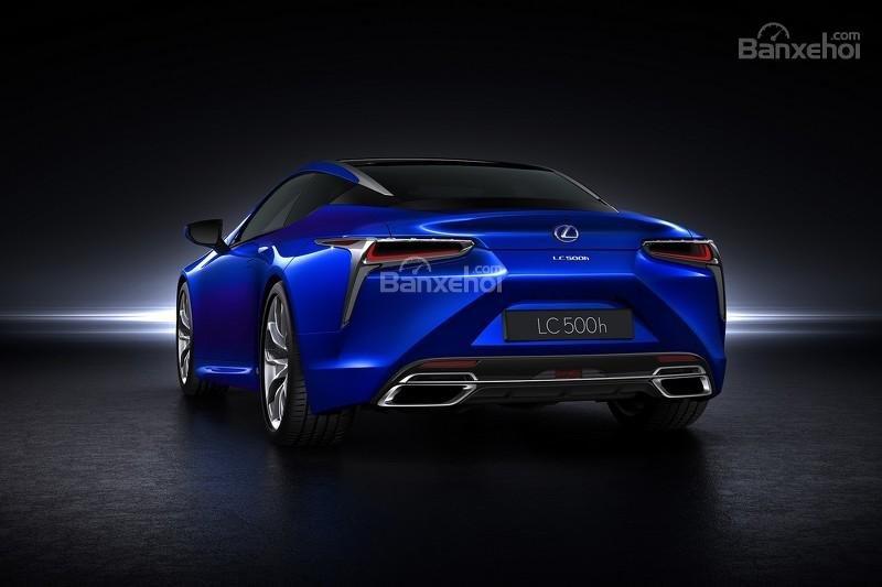 Hình ảnh chi tiết của Lexus LC 500h 13