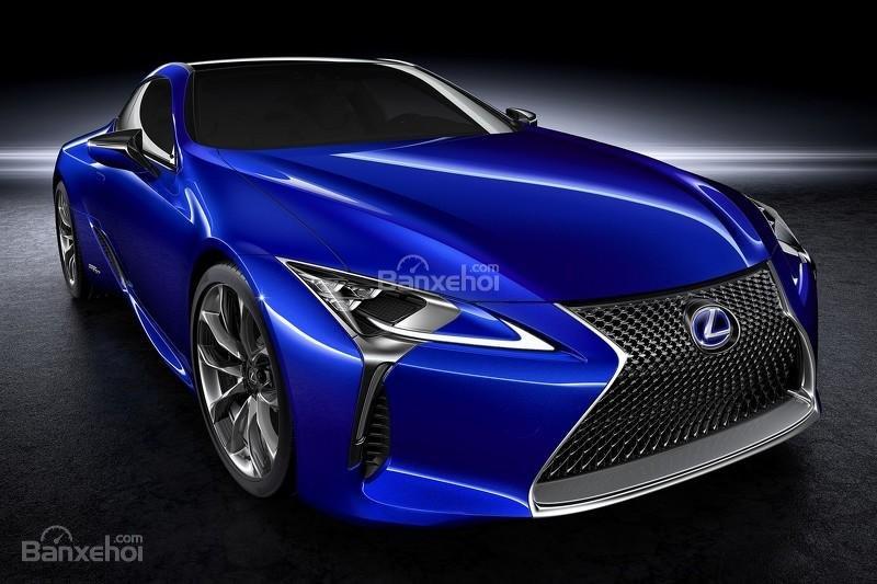 Hình ảnh chi tiết của Lexus LC 500h 8