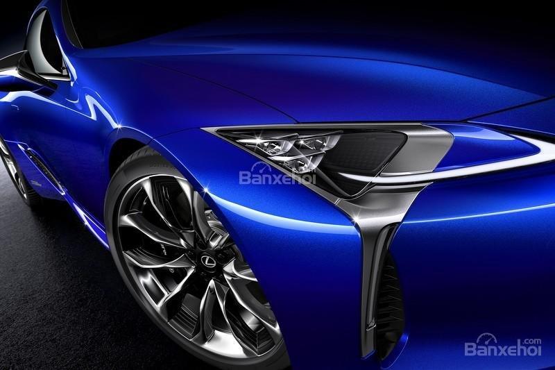 Hình ảnh chi tiết của Lexus LC 500h 9