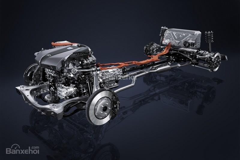 Hình ảnh chi tiết của Lexus LC 500h 18