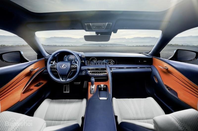 Hình ảnh chi tiết của Lexus LC 500h 21