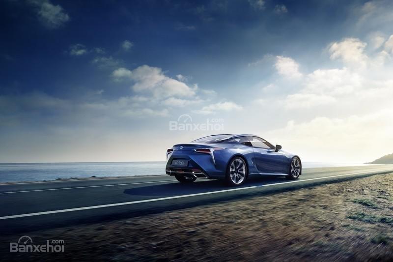 Hình ảnh chi tiết của Lexus LC 500h 3
