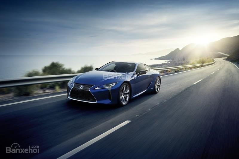 Hình ảnh chi tiết của Lexus LC 500h 5