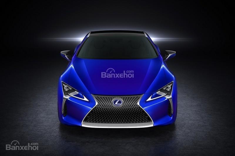 Hình ảnh chi tiết của Lexus LC 500h 7