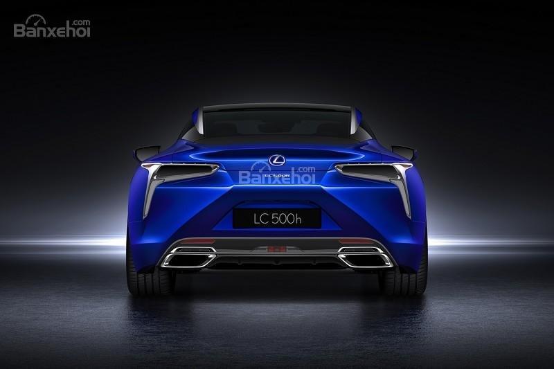 Hình ảnh chi tiết của Lexus LC 500h 10