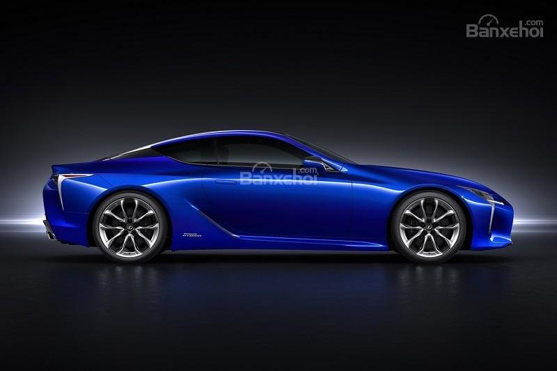 Hình ảnh chi tiết của Lexus LC 500h 11