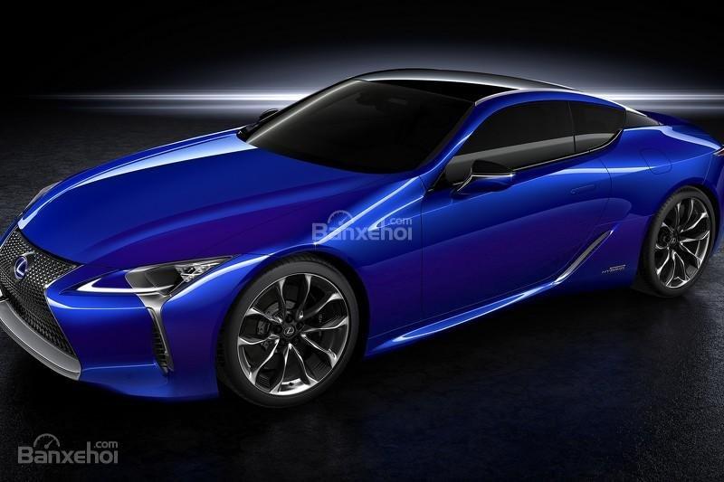 Hình ảnh chi tiết của Lexus LC 500h 12