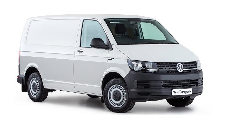 Volkswagen Transporter Runner và Caddy Runner chính thức lên kệ.