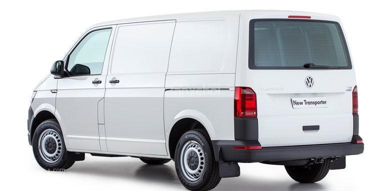 Volkswagen Transporter Runner và Caddy Runner chính thức lên kệ 1