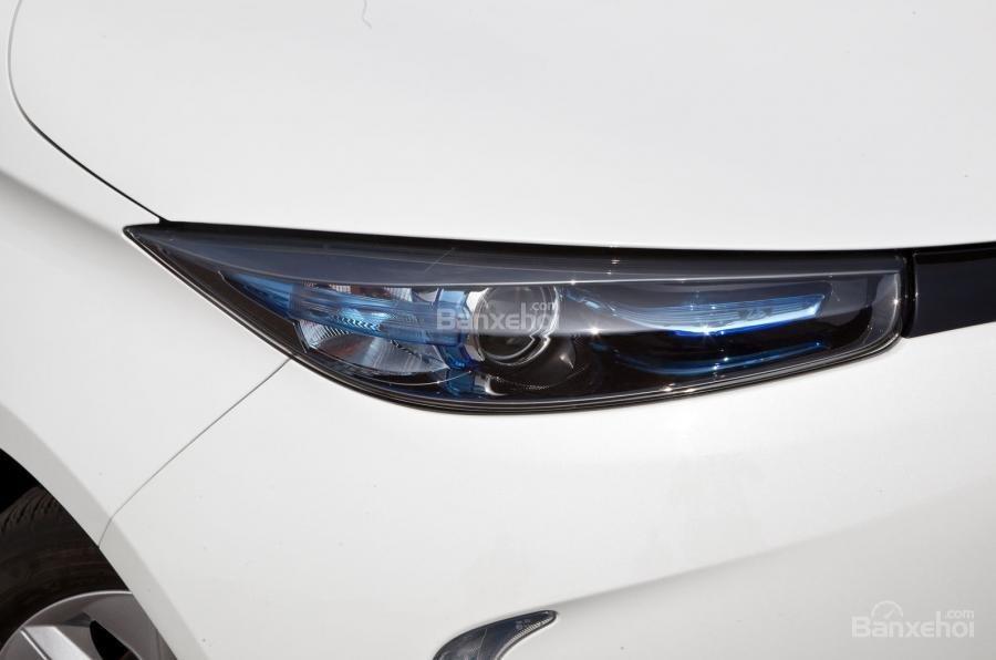 Đánh giá xe Renault ZOE phần đầu 2