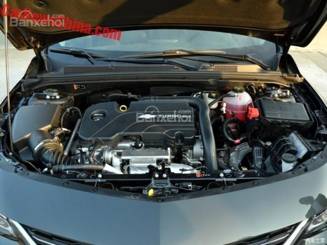 Chevrolet Malibu XL lộ diện tại Trung Quốc 12