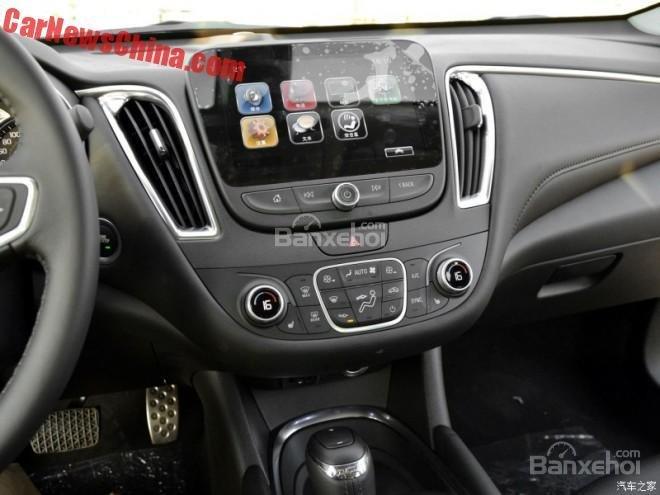 Chevrolet Malibu XL lộ diện tại Trung Quốc 5