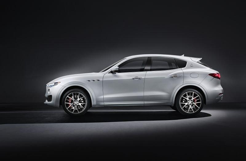 Maserati Levante 2017.