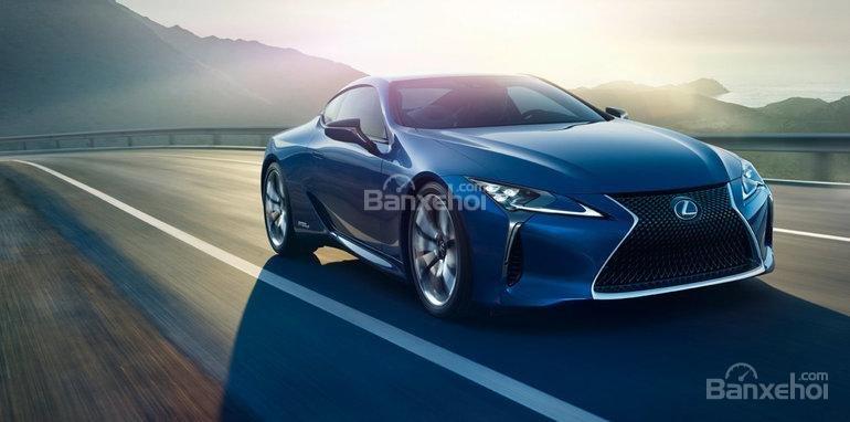 Những mẫu xe đáng mong đợi ở Geneva Motor Show 2016 5