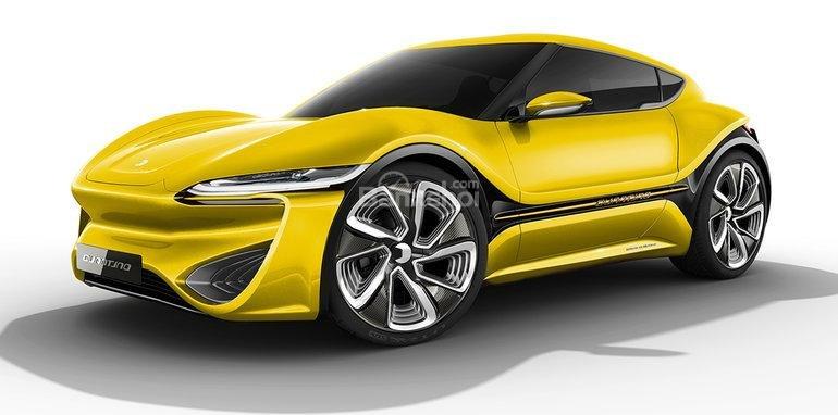 Những mẫu xe đáng mong đợi ở Geneva Motor Show 2016 6