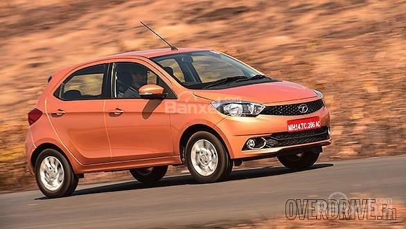 Tata đổi tên mẫu hatchback mới Zica thành Tiago.