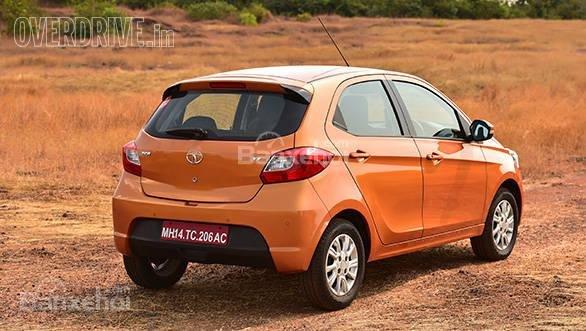 Tata đổi tên mẫu hatchback mới Zica thành Tiago 1