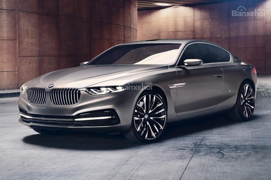 BMW 8-Series sẽ trở lại thị trường trong năm 2020