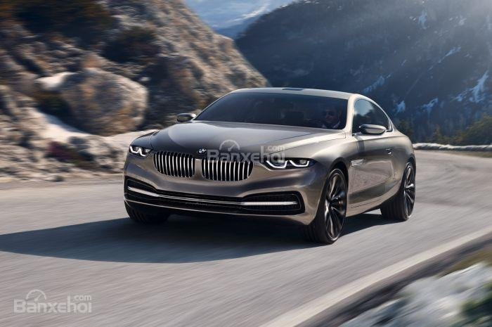 Tin đồn mẫu xe BMW 8-Series hồi sinh có từ năm 2010
