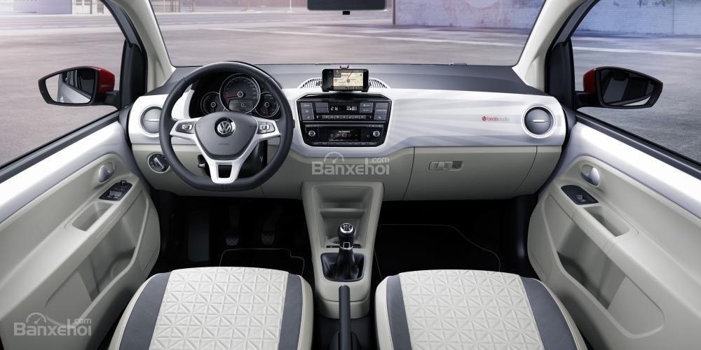 Phiên bản nâng cấp của Volkswagen Up sẽ góp mặt tại sự kiện triển lãm xe hơi Geneva vào tháng tới 3