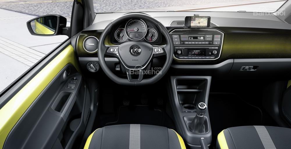 Phiên bản nâng cấp của Volkswagen Up sẽ góp mặt tại sự kiện triển lãm xe hơi Geneva vào tháng tới