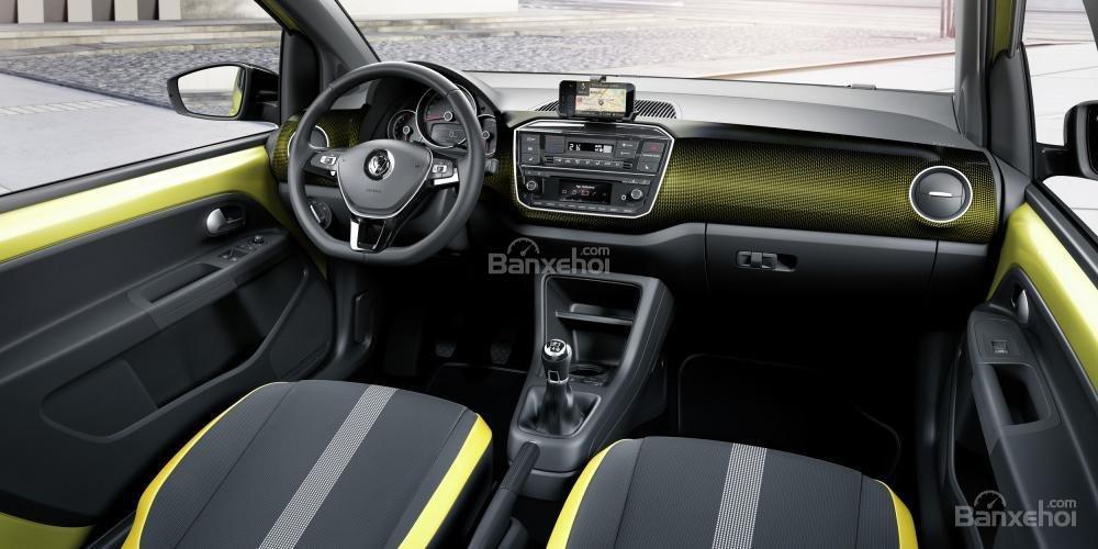 Phiên bản nâng cấp của Volkswagen Up sẽ góp mặt tại sự kiện triển lãm xe hơi Geneva vào tháng tới 1