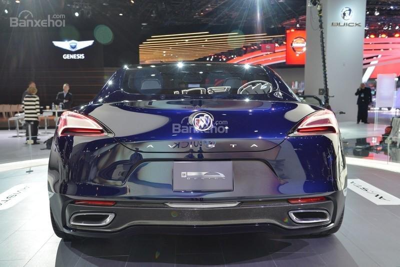 Buick Avista concept hiện thực hóa thành mẫu coupe 4 cửa 5