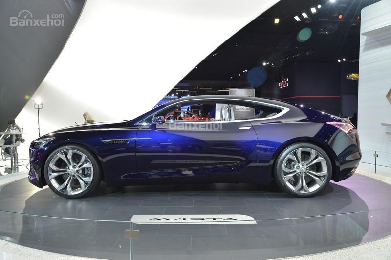 Buick Avista concept hiện thực hóa thành mẫu coupe 4 cửa 3
